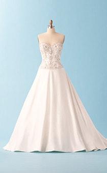 Wedding Dresses & Gowns   Disney's Fairy Tale Weddings & Honeymoons