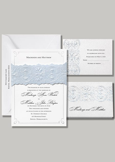 cinderella stationary once upon a time wedding invitations