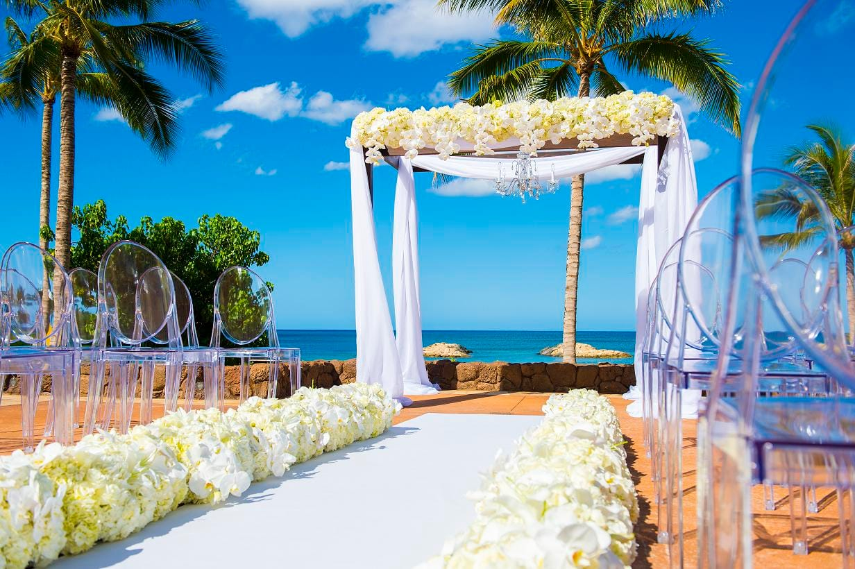 Hawaii weddings disneys fairy tale weddings hawaii weddings junglespirit Choice Image