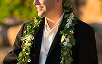 Hawaiian Leis for Him
