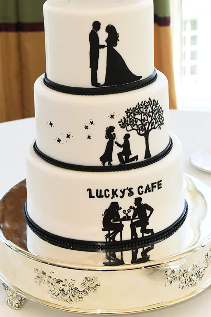 best wedding cakes in southern california wedding cake wednesday a story disney weddings 11629