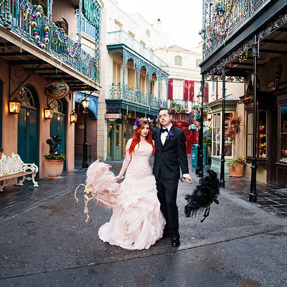 the official disney weddings blog