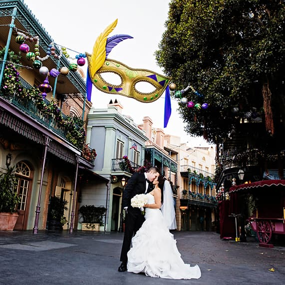 Wedding Wishes After Wedding: Disneyland Weddings Overview: Wishes Collection