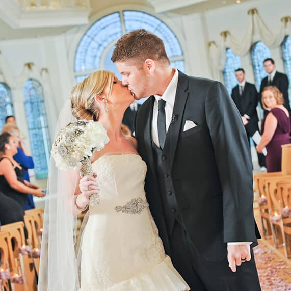Real Wedding Spotlight: Brandi & Craig
