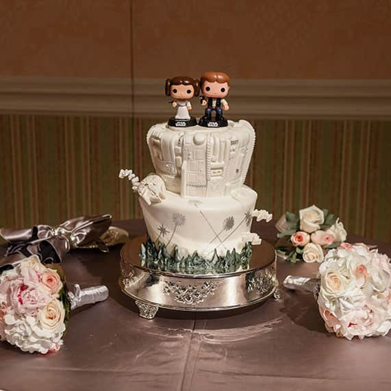 Disney Wedding Cakes Gallery Disneys Fairy Tale Weddings - Weddings Cake Pictures