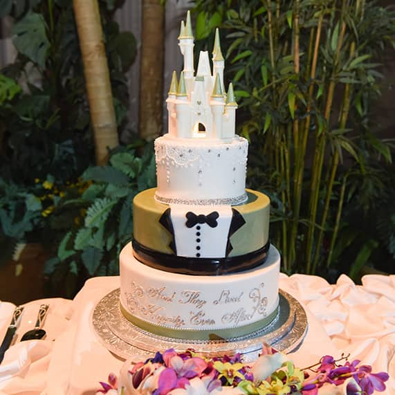 disney fairytale wedding cakes the official disney weddings 13551
