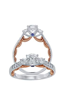 Announcing Enchanted Disney Fine Jewelry Engagement Rings Disney