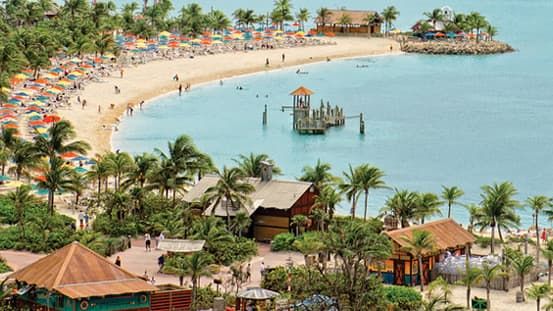 List Of Destinations Disney Vacation Club