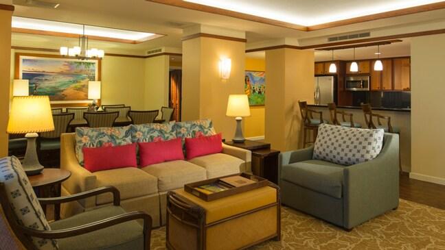 Rooms & Points   Aulani, Disney Vacation Club Villas, Ko Olina ...