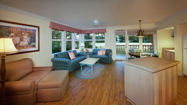 rooms & points | disney's old key west resort | disney vacation club