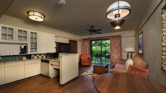 Rooms Amp Points The Villas At Disney S Wilderness Lodge