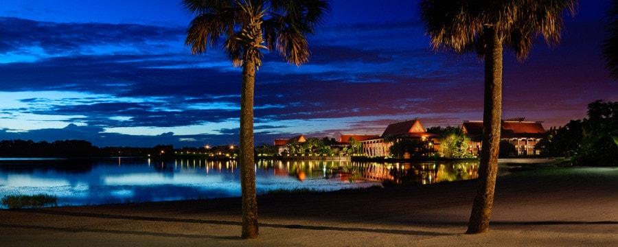 Disney S Polynesian Village Resort Disney Vacation Club